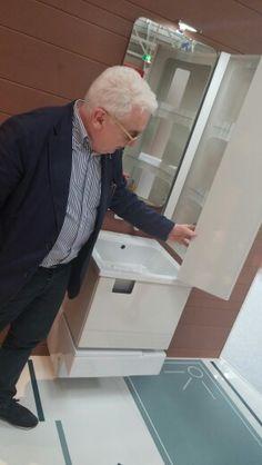 Alla citt della posa si dimostra come posare - Mostra del bagno srl ...