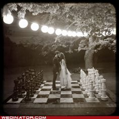 Anyone know of any giant chess sets near us!?!?!?!