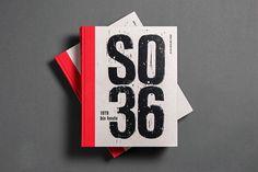 Sub Opus 36 – Jubiläumsbuch Book Cover Design, Book Design, Editorial Design, Creative Inspiration, Design Inspiration, Print Design, Graphic Design, Opus, Book Format