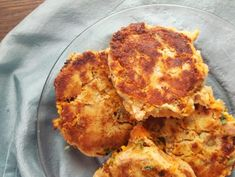 The sweet potato chicken patty recipe that will fight inflammation with every…