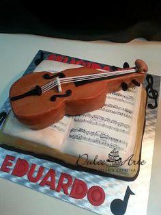Tarta para un profesor de música