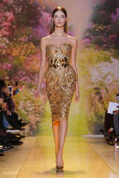 Zuhair Murad Haute Couture сезона весна/лето-2014