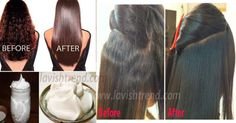 Get PERMANENT Straight Hair With This Magical Straightening Gel | Overnight Result - Lavish Trend