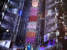 Carnaval 2014 in Rio de Janeiro, Brazil
