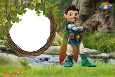 Transparentes: Tree fu Tom
