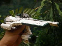 /by The Capitán #flickr #LEGO #starfighter