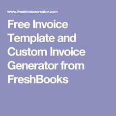 Letter Of Receipt Colorful Invoice Design  Free Invoice Template Online  Pinterest  Fake Sales Receipts with Sample Construction Invoice Template Create Free And Fully Customizable Invoice Templates That Are Easy To  Create And Send Online In Seconds Invoice Template Word Format