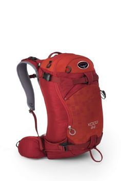 Osprey Packs Kode 32 Backpack Hoodoo Red SmallMedium * You can find more details by visiting the image link.