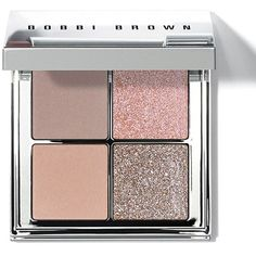 Bobbi Brown LE- EYE QUAD PALETTE- NUDE (115 TND) ❤ liked on Polyvore featuring beauty products, makeup, eye makeup, eyeshadow, beauty, accessories, nude, bobbi brown cosmetics and palette eyeshadow
