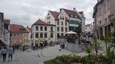 #Altstadt von #Allgäu. Wunderbar für einen #Shoppingausflug. Street View, Old Town, Rv, Travel Advice, Viajes