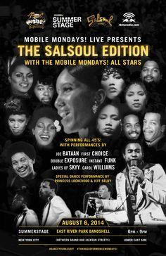 Salsoul Records Reunion Show