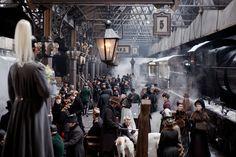 Anna Karenina train station