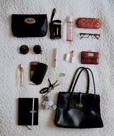 画像 discovered by babydoll. Discover (and save!) your own images and videos on We Heart It Celine Micro Luggage, Inside My Bag, Me Bag, What's In My Purse, Backpack Essentials, What In My Bag, Work Bags, Girls Bags, Hobo Bag