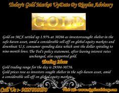 Ripples's Commodity Blog: GOLD  MARKET