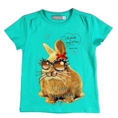 Boboli T-shirt konijn
