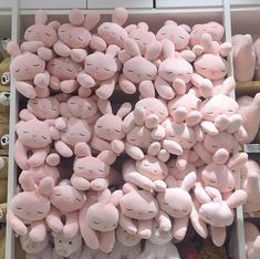 ꒰ 💌 ꒱┊𝚙𝚒𝚗𝚝𝚎𝚛𝚎𝚜𝚝: 𝚘𝚔𝚊𝚢𝚢𝚟𝚒𝚟 Bobbies Shoes, Hello Kitty, Cute Stuffed Animals, Cute Plush, Rilakkuma, Pink Aesthetic, Pastel Pink, Plushies, Pretty In Pink