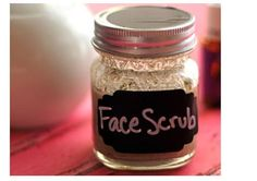 Gentle Sugar DIY Face Scrub