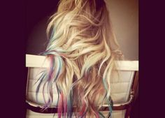 Pastel Tie Dye Tips, Two, Human Hair Extensions. Colored Hair Extension Clip, Hair Wefts, Clip I do like the Ombre Pastel Tie Dye Tips.I do like the Ombre Pastel Tie Dye Tips. Tie Dye Hair, Dyed Hair, Wavy Hair, Blonde Dip Dye Hair, Bleach Blonde, Summer Hairstyles, Pretty Hairstyles, Hairstyles Haircuts, Amazing Hairstyles
