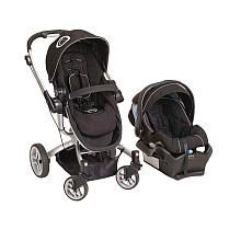 "$599 Teutonia T-Linx Travel System Stroller - Carbon Black - Teutonia - Babies ""R"" Us"