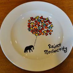 Shine Principle #7: Reject Mediocrity #Shine #Wisdom