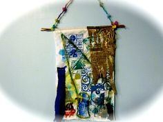 I have used the process of making prayer flags with groups in many different ways over the years.  A prayer flag is a rectangular cloth ofte...