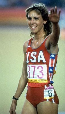 mary slanley - record holder for the fastest womens 5k in the USA (15.08)