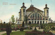 Leipzig Palmemgarten Gesellschaftshaus - Palmengarten (Leipzig) – Wikipedia