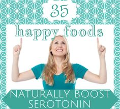 Serotonin Deficiency: How to Increase Serotonin Levels with Foods #depression