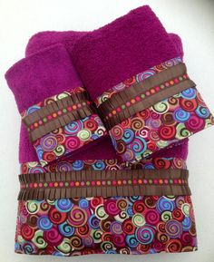 Berry Purple Multi Color Swirl and Polka Dot by www.LadyDiBlankets.Etsy.com, $59.99