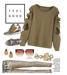"""Midas"" by ari-ari-xoxo ❤ liked on Polyvore featuring Dondup, Sole Society, ELENA IACHI, Chloé and Boohoo"
