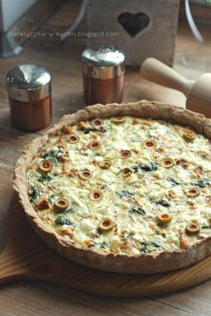Easy Cooking, Cooking Recipes, Healthy Recipes, International Recipes, Finger Foods, Quiche, Dinner Recipes, Food And Drink, Healthy Eating