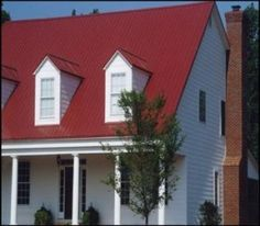 Red Metal Roof