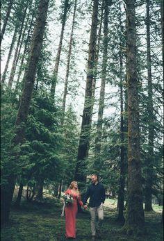 Rebekah Jule Photography Forest Engagement Photos, Couple Photos, Couple Shots, Couple Photography, Couple Pictures