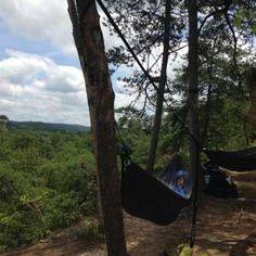 Koomer Ridge Campground, Daniel Boone National Forest
