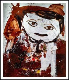 "Costel Iarca; Painting, ""Sense of Wonder"""
