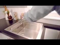 Amazing Small Space Kitchen Accessories from Magnet UK Small Space Kitchen, Small Spaces, Think Small, Kitchen Accessories, Clutter, Magnets, Sweet Home, Sink, Kitchens
