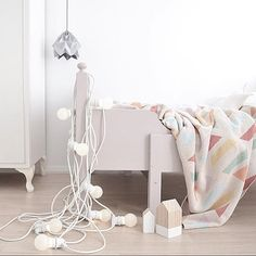 Spectacular Look what us landed back in stock Our Seletti Bella Vista Festoon lights In white