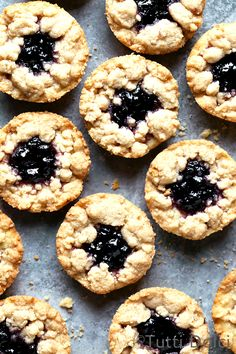 Cookie bliss is defined as butter cookies filled with a dollop of blueberry jam. Officially called jammers, these cookies are a collision of buttery crumb bar, shortbread cookie, and jam thumbprint cookie—no matter what you call them, they are utterly delicious. I love the combination of blueberry jam with good vanilla (and all that butter!);...Read More
