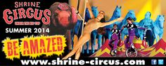 Win 4 VIP Tickets to the Shrine Circus in #Ottawa and Discount Ticket Offer ~ Ottawa Area 08/01 : Ottawa Mommy Club – Moms and Kids Online Magazine