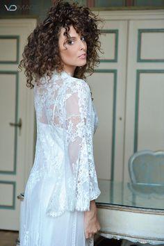 vestaglia bianca