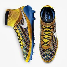 "pretty nice 2cb5c 574ae ""Nike Magista Rolex Gold by footballfactoryita. See the Nike Magista  Sunrise"