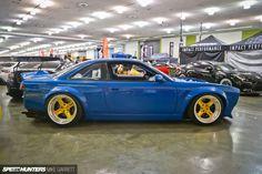 S14 rocket bunny  with BMW N54 straight six