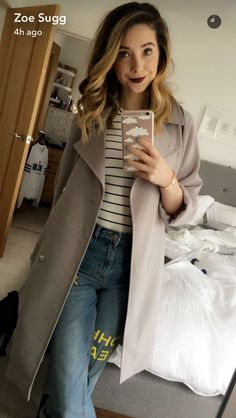 38 Flawless Winter Outfits to Copy Now Zoella Outfits, Outfits Otoño, Fall Winter Outfits, Winter Fashion, Winter Style, Women's Fashion, Fashion Trends, Zoella Style, Zoella Beauty