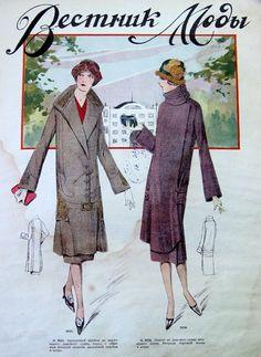 1920's coats