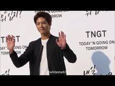 160327 박보검 TNGT 팬사인회 오프닝 - YouTube