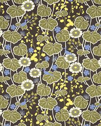 "This wallpaper for the new bedroom! ""Klättervippa 07"" Design Hanna Werning"