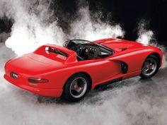 #cars #coches #carros : 1989 Dodge Viper Concept