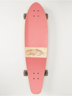 I don't longboard but this is cute... it may make me longboard
