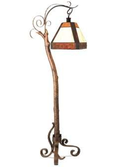 IN MY DREAMS I CAN PAY THE $500 ASKING PRICE...the Sunset Woods Tree Branch Floor Lamp.