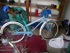 assembling #bicycles in #Mozambique @Mozambikes #donate #Africa